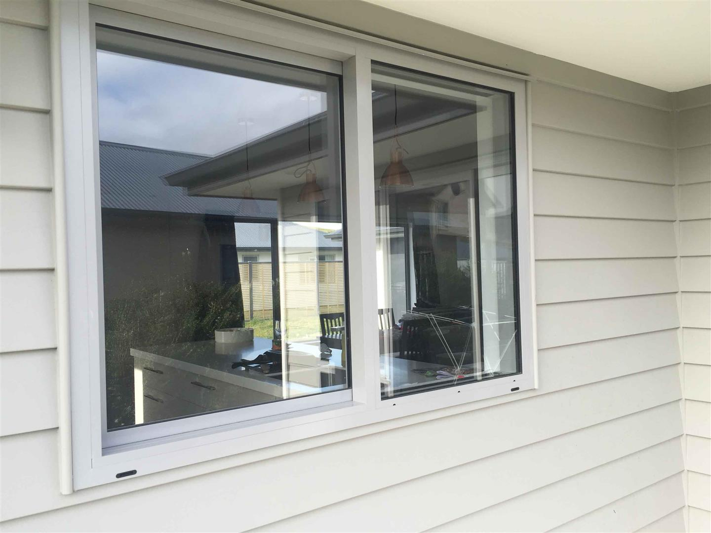 Large Sliding Windows : Sliding stacking windows large fairview queenstown